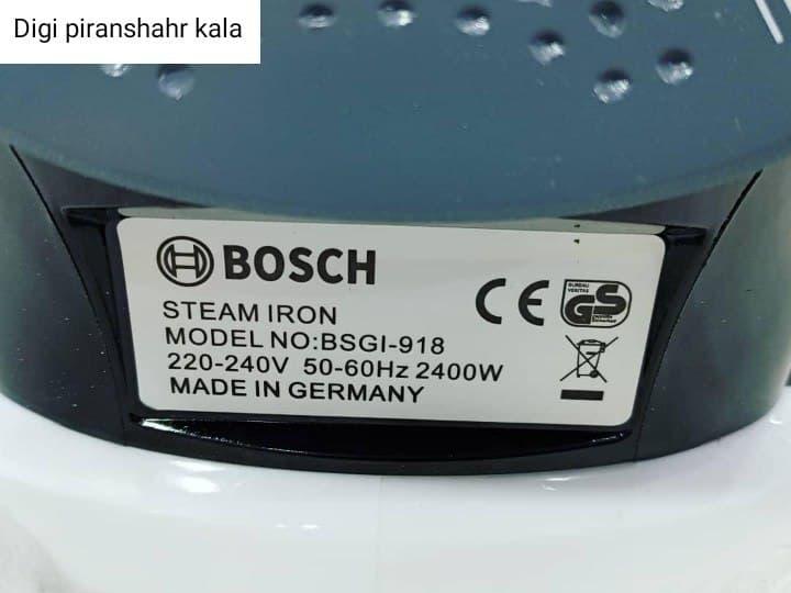 اتو بوش مدل BSGI 918