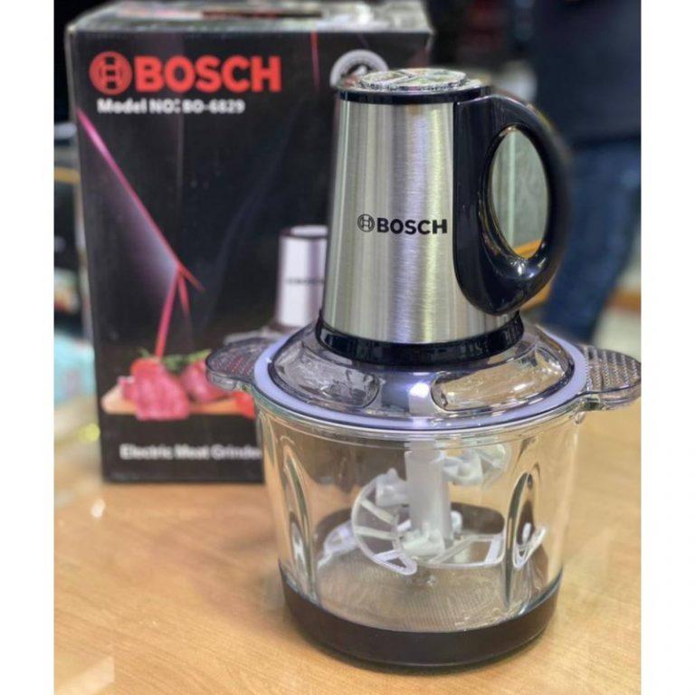خردکن سه لیتری بوش مدل BO-6829Shredder Bosch 6829